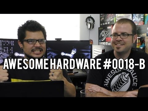 Awesome Hardware #0018-B: Arkham Knight Fiasco, AMD Quantum Uses Intel CPU, SSD Prices Falling