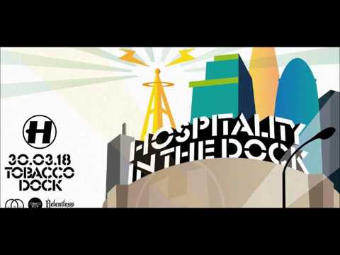 Logistics _  Live at Hospitality in the docks