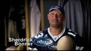 Sherdrick Bonner - Afl Ad For Children's Miracle Network