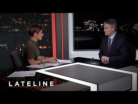 Alberici and Cormann on the same sex marriage debate