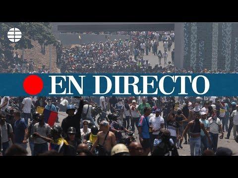 Venezuela: El alzamiento en directo