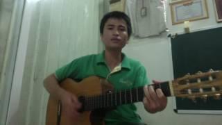 (The Beatles) Let it be (guitar)   Lê Trung Hoàng