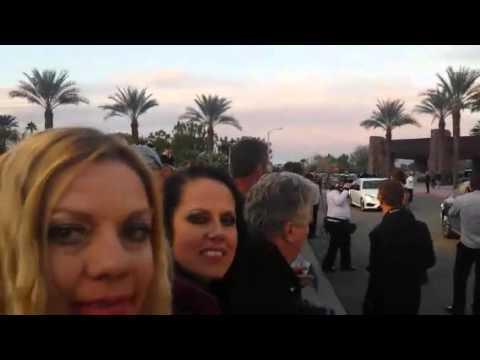 Red Carpet Celebrity Arrivals @PSFilmFest w/@GreekTonyLive #psiff16 #PalmSprings