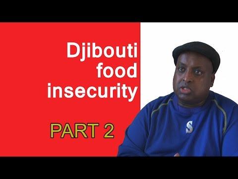 Djibouti Food Insecurity