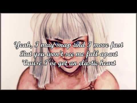 Sia - Elastic Heart (Piano Version) Lyrics
