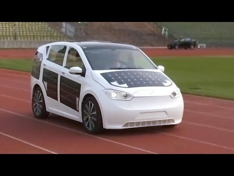 Sono Motors Sion – Solar Electric Car