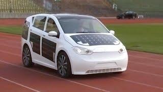 Sono Motors Sion – Solar Electric Car