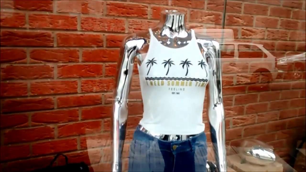 aa506ad86 Rota JEANS no Brás - onde comprar Jeans no atacado! - YouTube