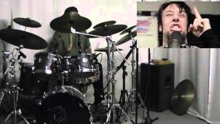 Adele's Hello - metalized by Leo Moracchioli - as drum cover