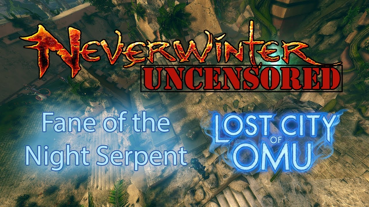 Lost City of Omu Preview: Fane of the Night Serpent Instance