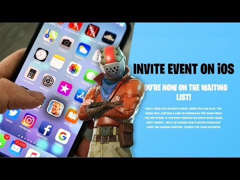 How To Get EARLY ACCESS And Download Fortnite Mobile Beta *GET FORTNITE CODES*