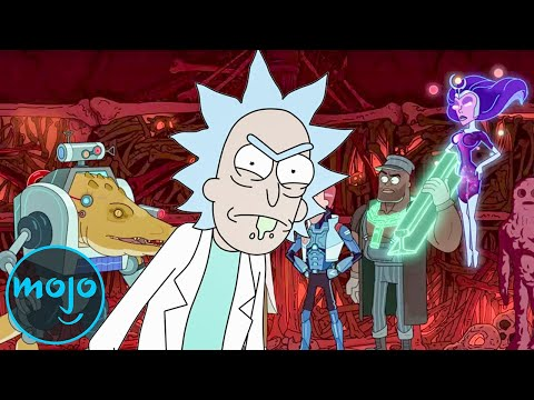Top 10 Rick and Morty Characters That Got Killed Off