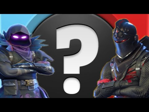 Would You Rather (Fortnite Skins)