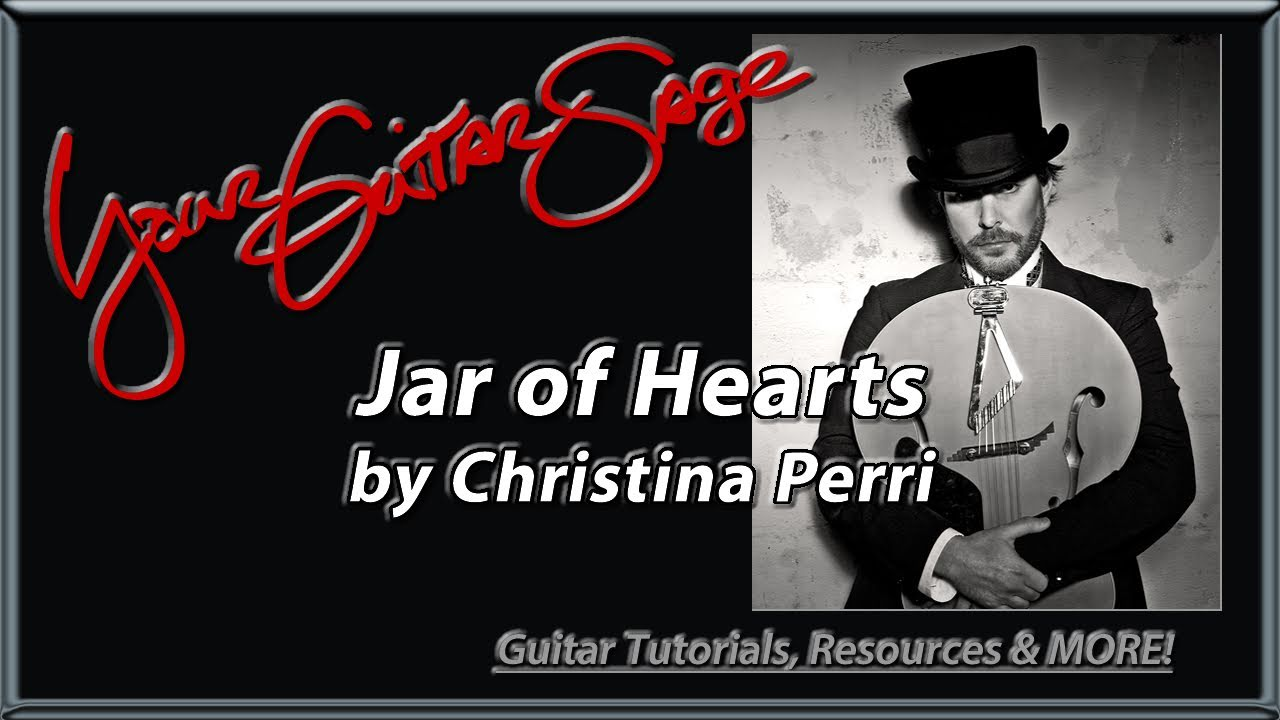 Ygs Jar Of Hearts Christina Perri Beginner Acoustic Guitar