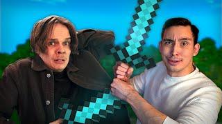 Lakko VS Herba Minecraftissa!