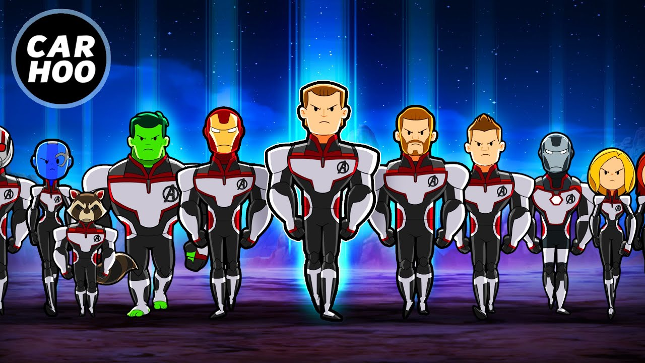Download What If This Happened in Avengers Endgame【Marvel Superheroes Parody】