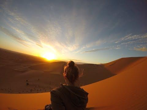 5 days in Morocco. From Marrakech to the Sahara desert passing through the Atlas mountains