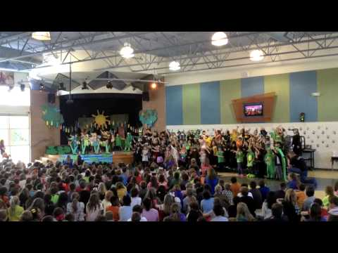 Walker Creek Elementary: Swamped 2014