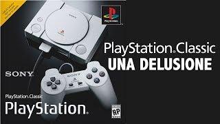 Playstation Classic è una delusione - GameShow