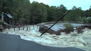 Jamaica, Vermont - Irene Flooding