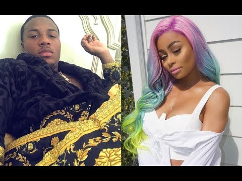 DJ Akademiks reacts to Blac Chyna tape being released of her slurping on c*ck.
