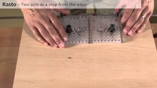 3 Rasto   Holes For Furniture Handles En