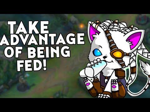 HOW TO CARRY AS RENGAR! 18-2 Gameplay Analysis vs D1 Taliyah Jungle