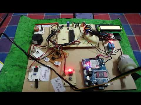 Avoiding accidents with using multiple sensors