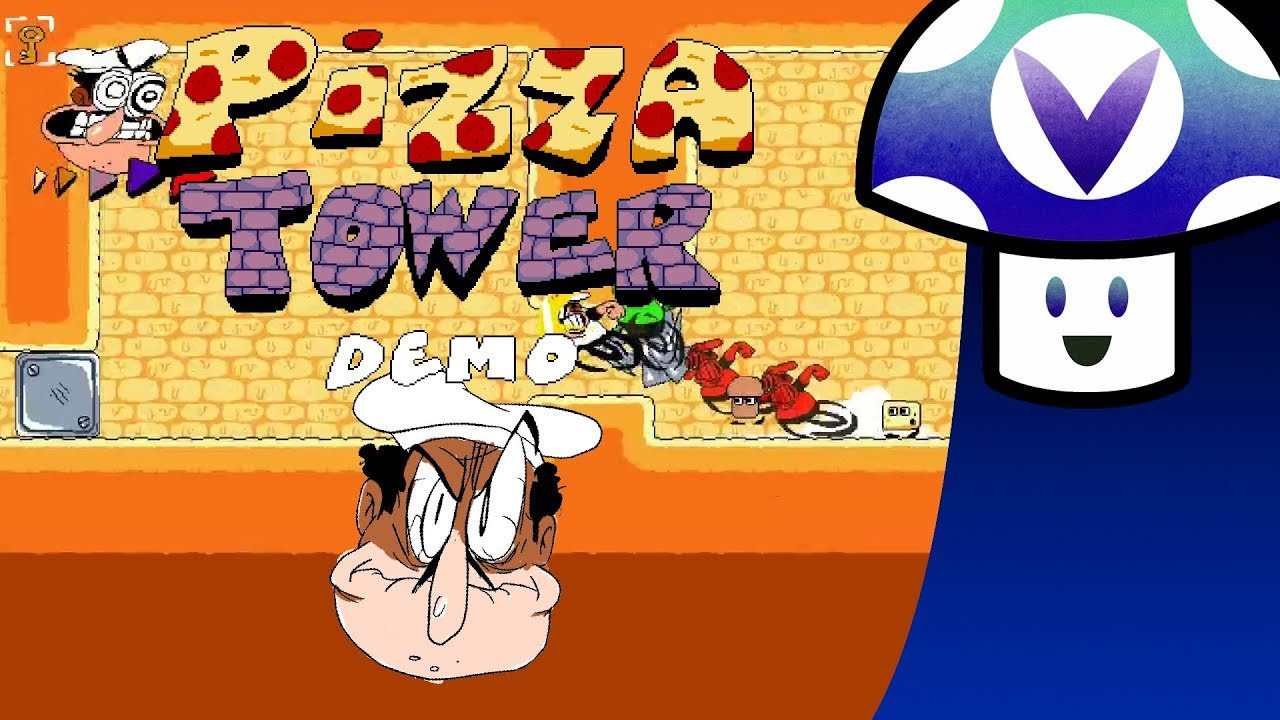 Vinesauce] Vinny - Pizza Tower Demo - Free video search site