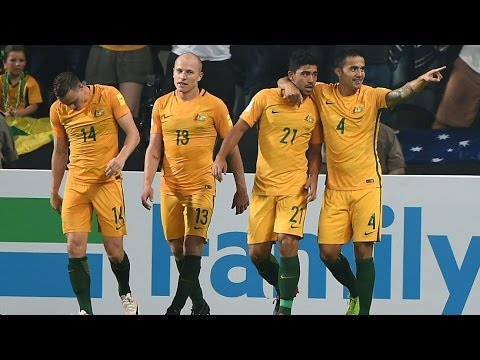 United Arab Emirates v Australia - 2018 World Cup Qualifiers - FULL MATCH
