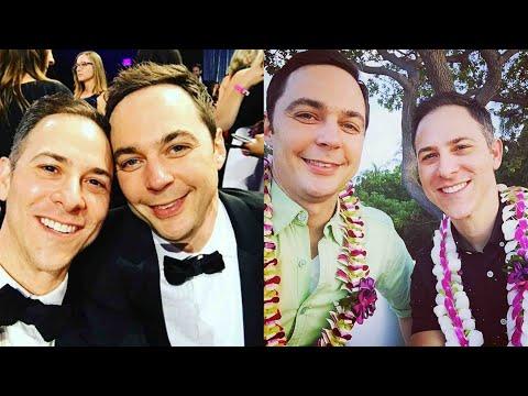 Jim Parsons Husband Todd Spiewak - 2017 (The Big Bang Theory)