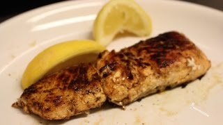Recipe: sriracha salmon