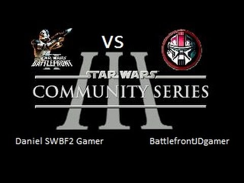 Star Wars BattleFront 2 (PC) Mods - Playing With BattlefrontJdgamer