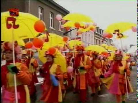 Optocht Kerkrade West 2010 Sjiek Wa (beelden RTV Parkstad)