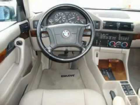 Bmw X5 Interior >> Pre-Owned 1995 BMW 525i Tacoma WA - YouTube