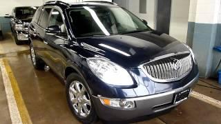 2009 Buick Enclave CXL AWD Blue