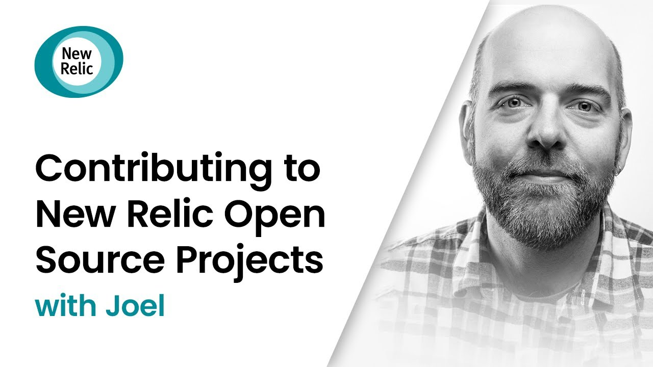 Contributing to New Relic Open Source Projects - Developer Vlog with Joel