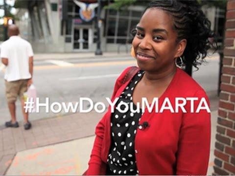 #HowDoYouMARTA with Dana