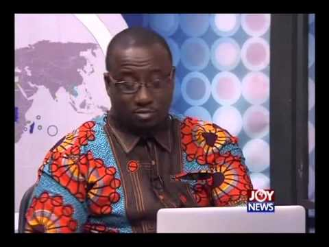 Problems With Granite Mining in Ghana - PM Express on Joy News (3-3-16)