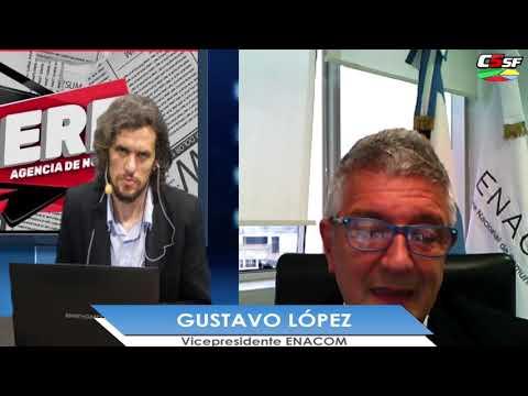 Gustavo López: Millones de usuarios de Clarín/Telecom quedan desprotegidos