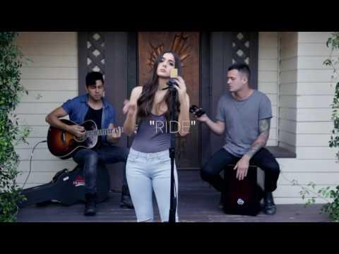Vokalisnya uuuuhhh Cantik nan Sexy, Cover akustik lagu RIDE