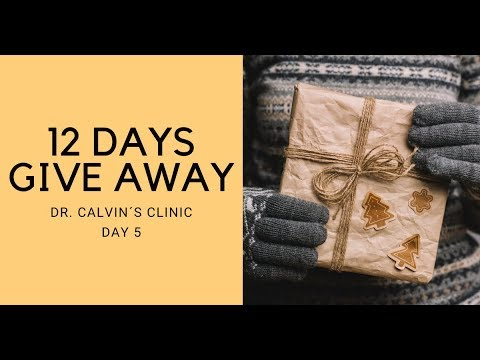 12 Days Give Away - Day 5