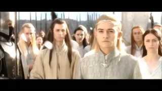 Aragorn & Legolas - Sleepsong