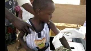 A revolutionary new vaccine against meningitis in Africa