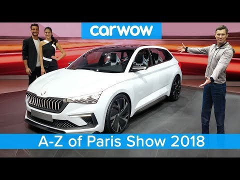 Best new cars coming 2019-2020 - my A-Z guide of the Paris Motor Show | carwow