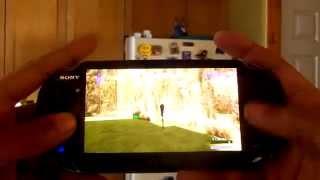 Halo 4 PS VITA Private Gravity Hammer Beta
