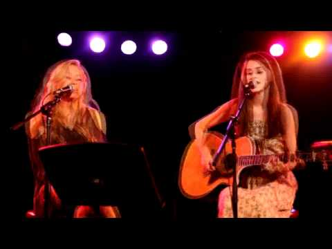 Olivia Mitchell - live show clips