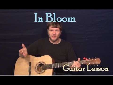 In Bloom (NIRVANA) Guitar Lesson How to Play Tutorial