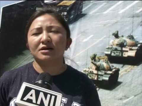 Exiled Tibetans in India's Dharamsala mark 27th anniversary of Tiananmen square massacre