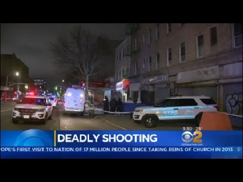 Police: Woman Killed Outside Bodega In The Bronx
